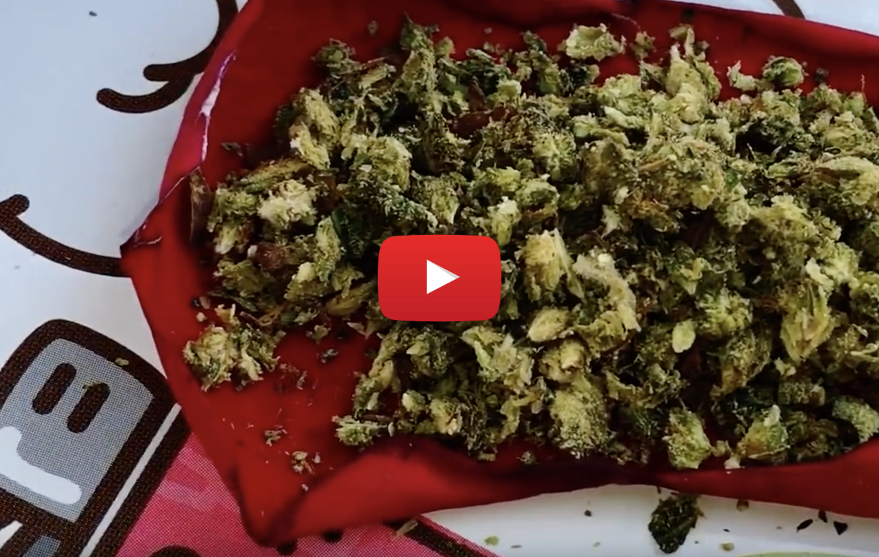 roll rose blunt video - Everything is coming up roses! How To Roll A Rose Blunt