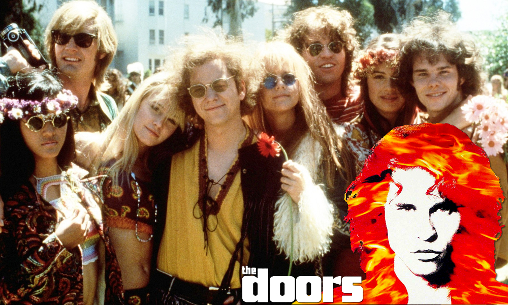 Best Stoner Movies - Val Kilmer does Jim Morrison real good in The Doors Movie