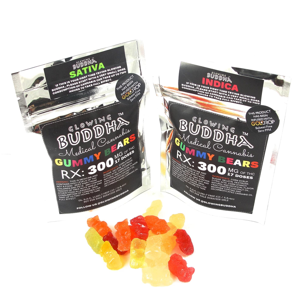 gunny bears edibles - 17 cannabis products Canadians can buy when edibles become legal