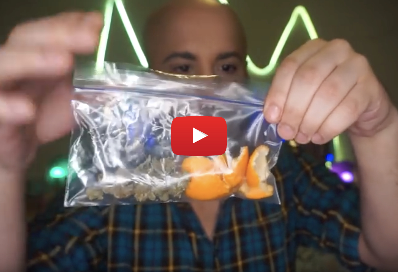 how to rehydrate weed video2 - 2 ways to rehydrate your dry Canadian legal weed for a better toking experience