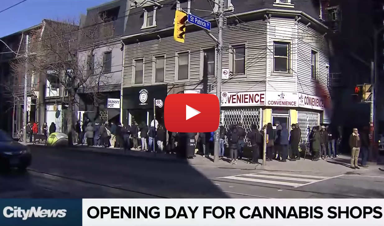 Ontario retail pot shops won't slow down black market