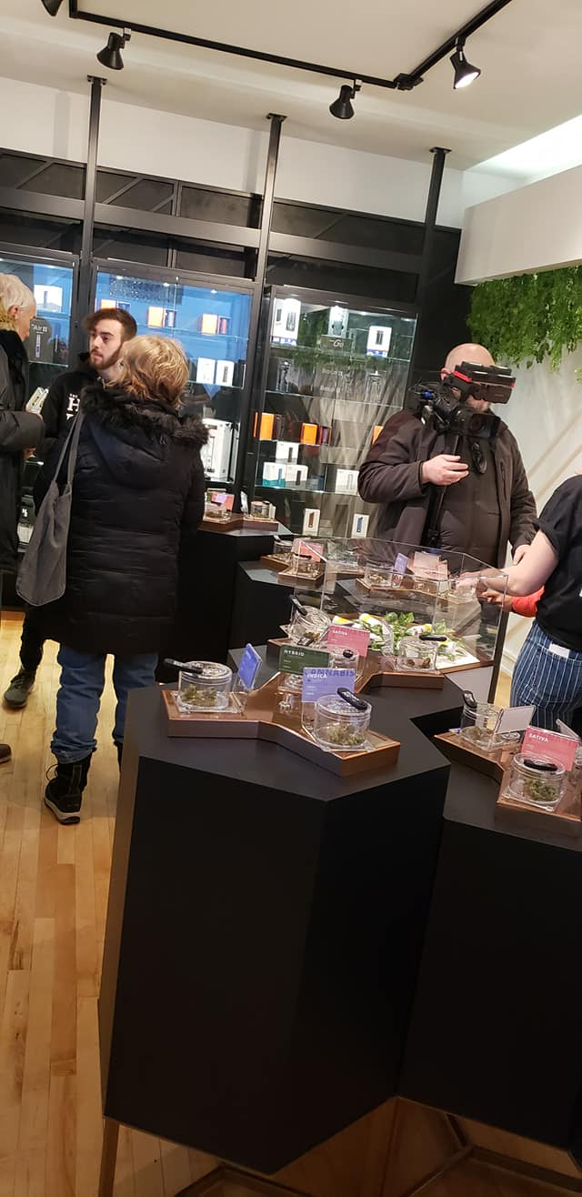 Hunny Pot Cannabis Store Review