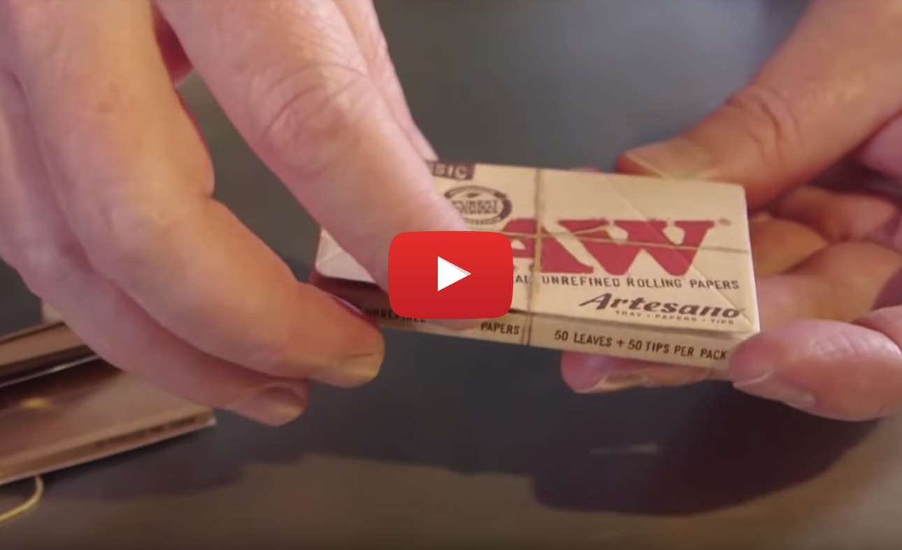rolling papers guide video - Weed Newbies Guide to Rolling Papers