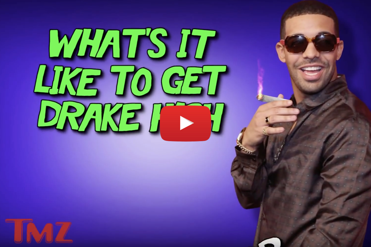 wiz got drake high video - Drake smokes weed for the first time onstage with Wiz Khalifa