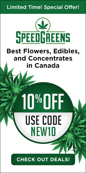 SpeedGreens 300x600 - Can Lift & Co Cannabis Expo compete against premium trade shows like Hall of Flowers?