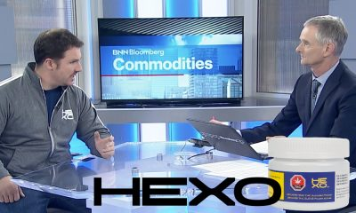 hexo grows featured 400x240 - How HEXO plans to become the 'top 2' cannabis company in Canada