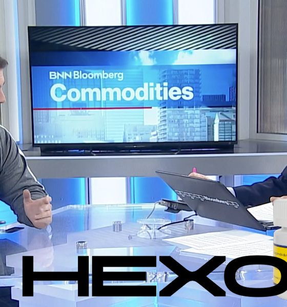 hexo grows featured 560x600 - How HEXO plans to become the 'top 2' cannabis company in Canada