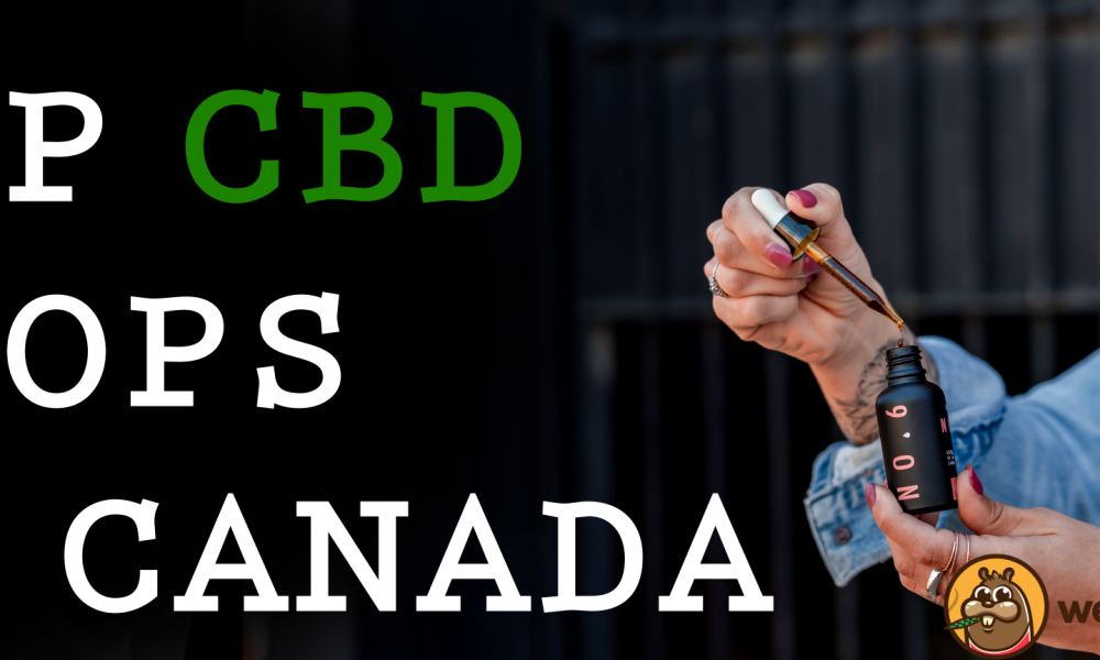 top cbd shops canada 00000 1000x600 - Top 15 Online CBD Shops and Dispensaries in Canada 2019
