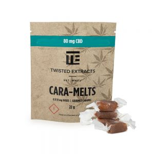 CBD Caramelts from Twisted Extracts 300x300 - Top 15 CBD Edibles to Buy in Canada 2021